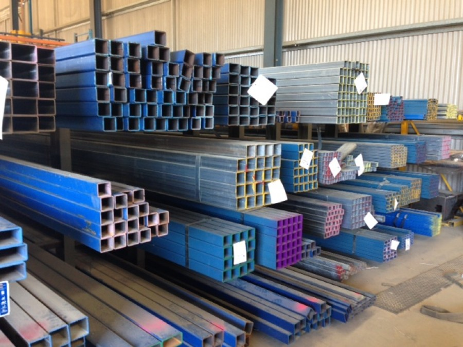 Steel Products Sapphire City Steel And Pipe Inverell